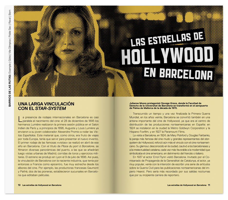 Hollywood en Barcelona