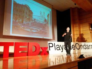Juanjo TEDxPlayadeOndarreta