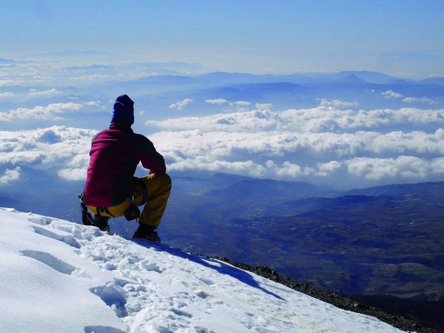 La Montaña, Bálsamo Para La Mente
