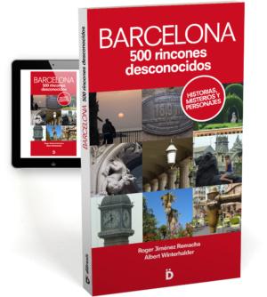 Barcelona – 500 Rincones Desconocidos