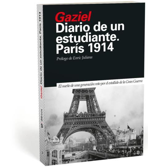 Diario De Un Estudiante. París 1914
