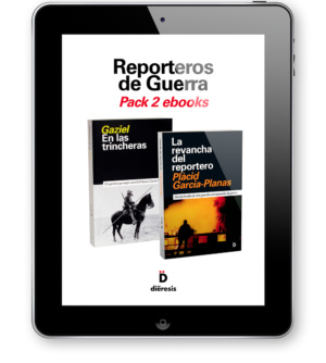 Reporteros De Guerra (Pack 2 Ebooks)