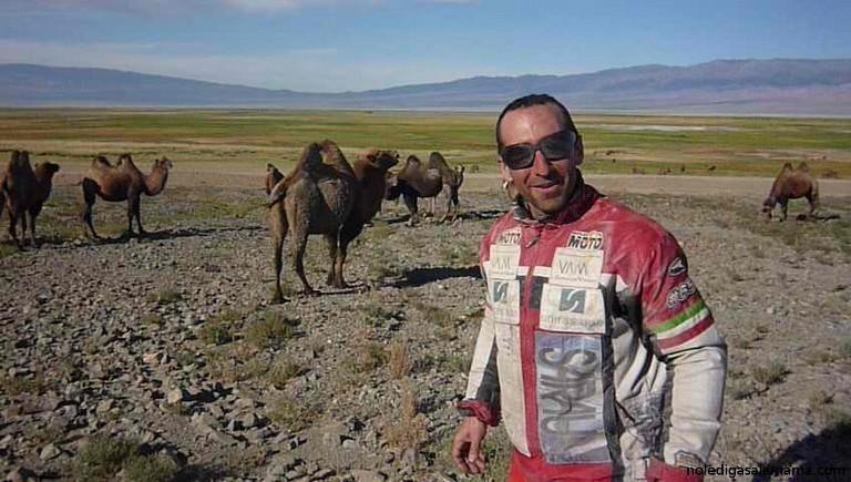 Un Gran Viaje Hasta Mongolia En Moto, Novedad En Diëresis