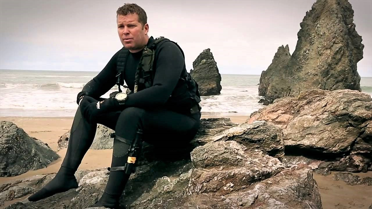 El ex Navy SEAL Alden Mills, nuevo autor de Diëresis