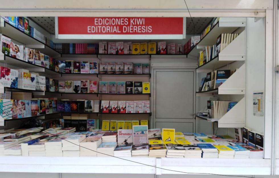 Feria Del Libro De Madrid: Firmas En Nuestra Caseta (217)