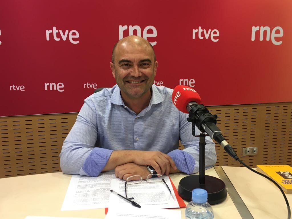 """""""Pienso, luego escucho"""", la nueva sección de Antonio Fornés en las tardes de Radio Nacional de España"""