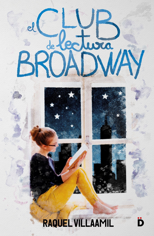 """Os presentamos la portada de """"El club de lectura Broadway"""""""